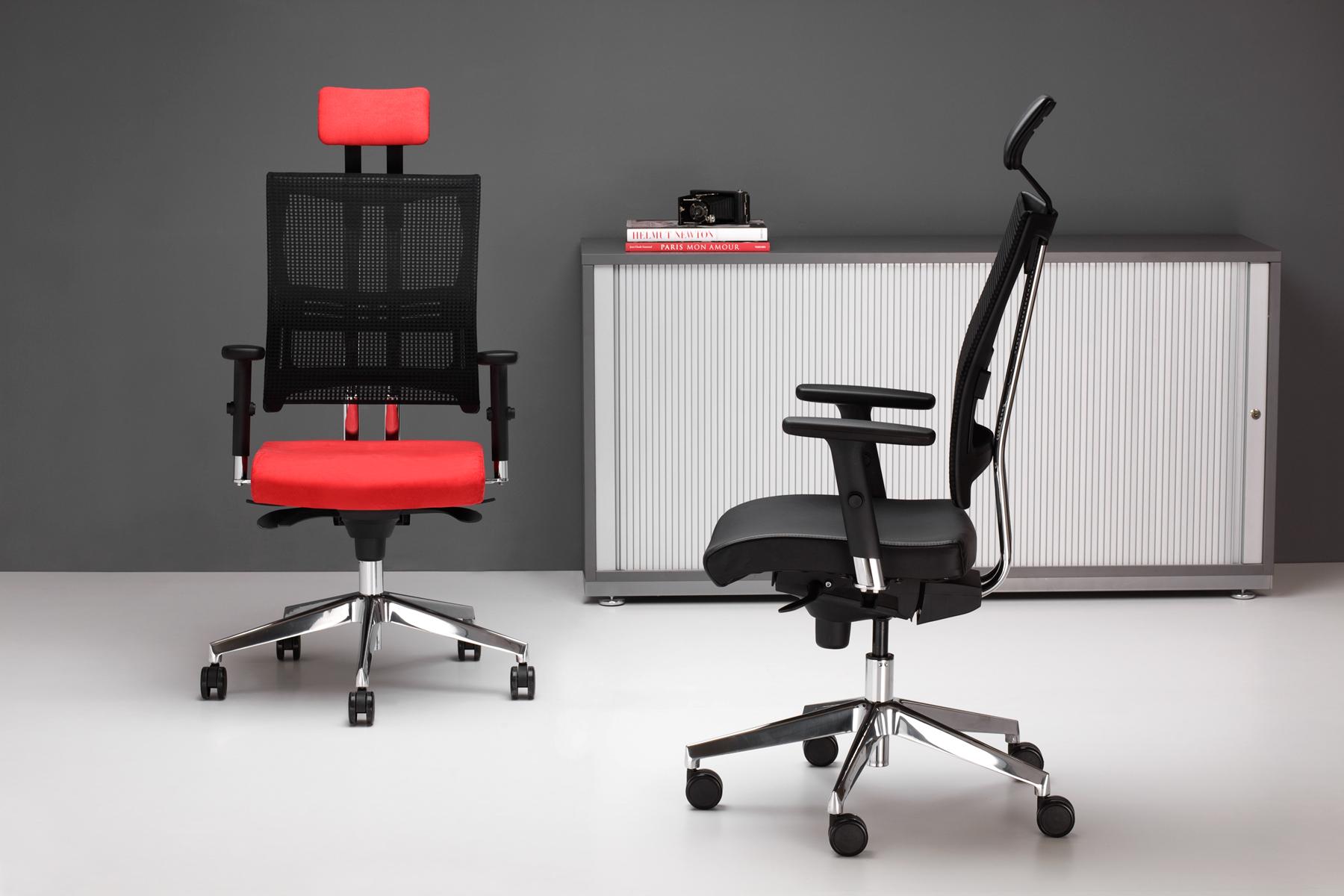 Krzesła biurowe Nowy Styl