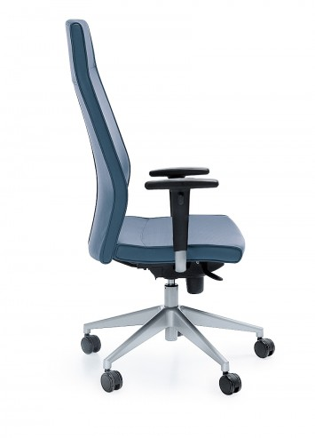 Fotel obrotowy ACTIVE 11S metalik P48PU