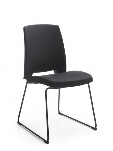 Krzesło konferencyjne ARCA 21V czarny
