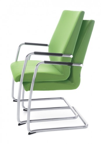 Krzesło konferencyjne Acos 10VN sztaplowane