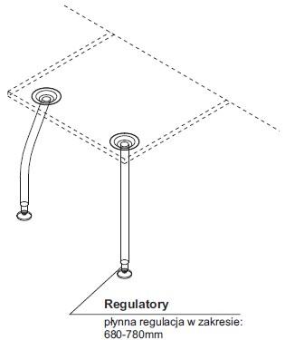 Alfa system biurek pracowniczych dane techniczne (2)