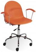 Krzesło obrotowe tworzywowe AMIGO GTP