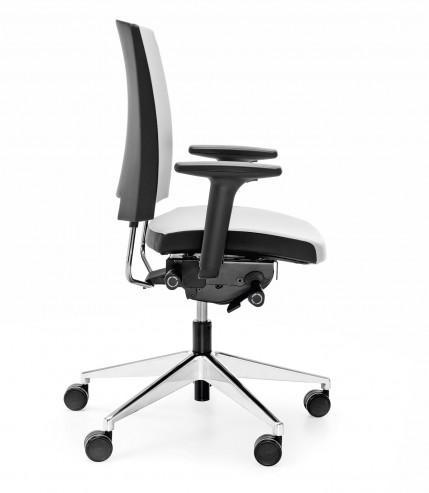 Krzesło obrotowe Arca 21SFL chrom P51PU