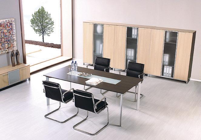 Meble gabinetowe Binar stół konferencyjny z szafy gabinetowe