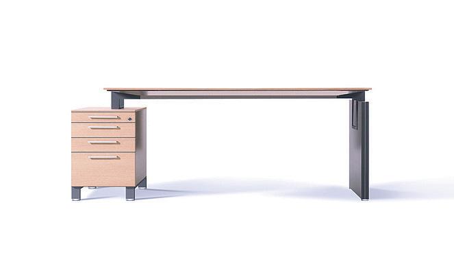 Biurko gabinetowe Binar