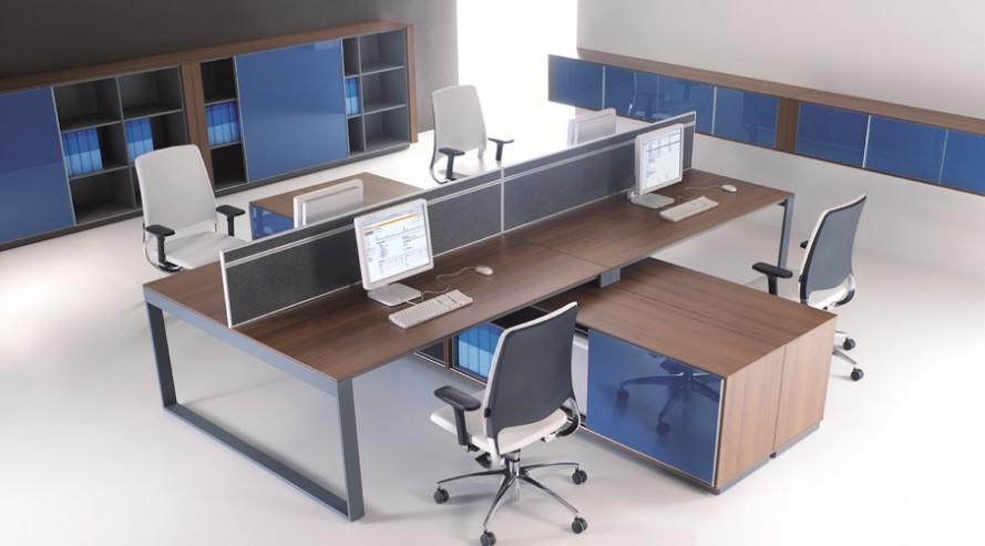 Biurka menadżerskie Brand