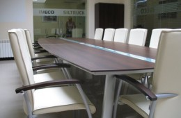 realizacja 2013 Stół konferencyjny MDD i krzesła Profim