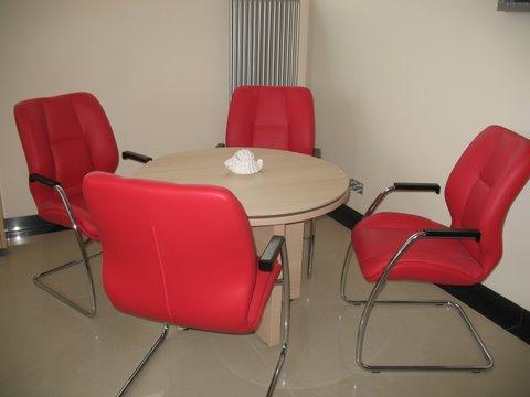 realizacja 2013 stolik gabinetowy i krzesła Formula