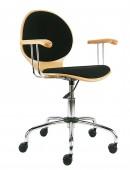 Krzesło Espresso GTP wood chrom Plus