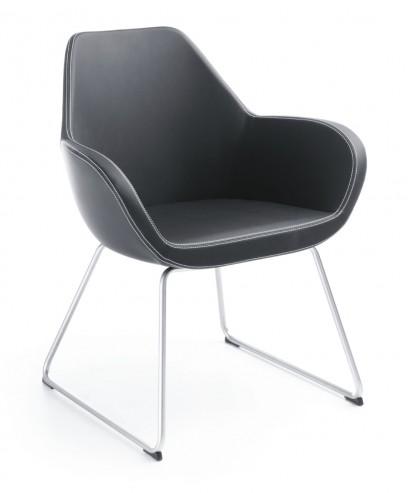 Krzesło konferencyjneFAN 10V chrom