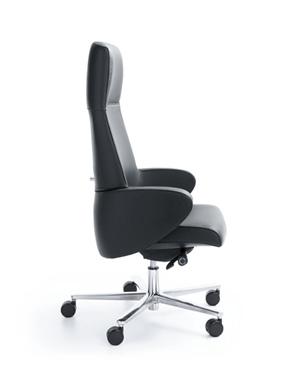 Fotel obrotowy FORMAT 10SL CHROM