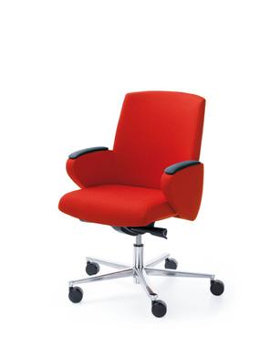 Fotel obrotowy FORMAT 20SL CHROM O