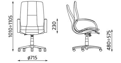 Fotel formula tso6 wymiary