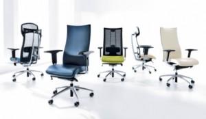 Fotele gabinetowe Profim