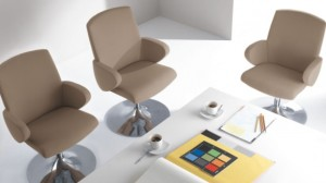 Fotele konferencyjne Profim