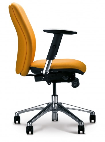 Krzesło obrotowe Jump R15G steel28 chrome Tatto YB088
