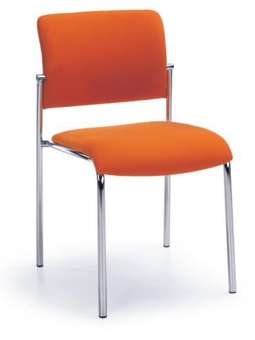 Krzesło konferencyjne Komo H chrom