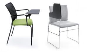Krzesła audytoryjne Profim