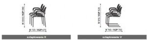 Krzesła konferencyjne komo wymiary (3)