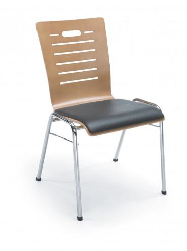 Krzesło LIGO K24 H chrom