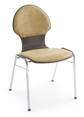 Krzesło LIGO K32 H chrom