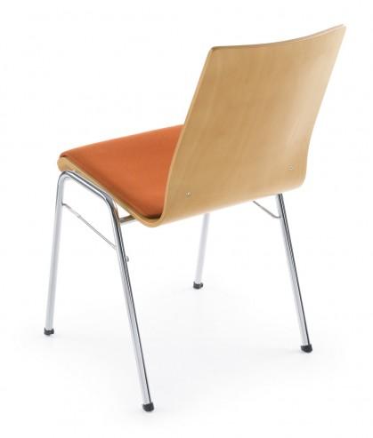 Krzesło LIGO K33 H chrom