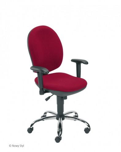 Krzesło obrotowe Mind R2E steel02 Ative1