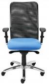 Krzesło obrotowe Montana R15G steel11 chrome EpronSyncron YN097