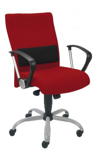 Krzesło obrotowe Neo II LU gtp9 steel02 alu EpronSyncron YB009 YB105