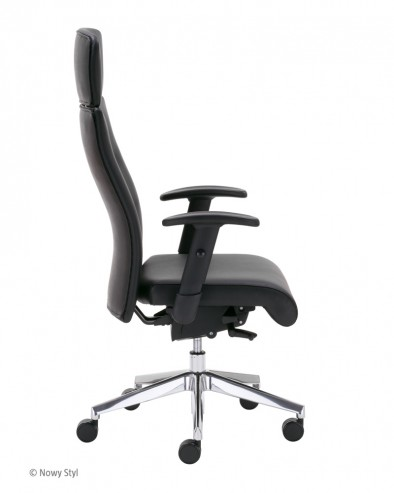 Fotel Neo Lux DuettoSyncron Bok