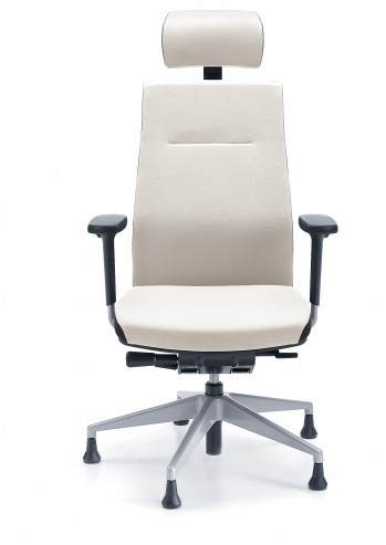 Fotel obrotowy ONE 12SL P43 metalik