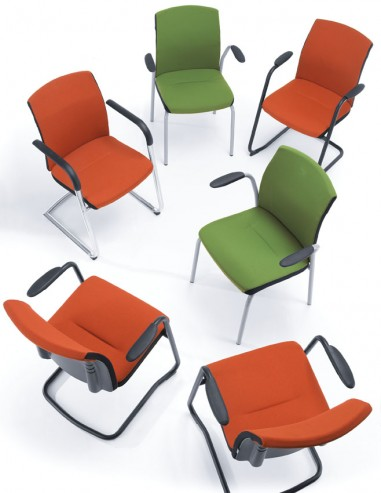Krzesła konferencyjne One