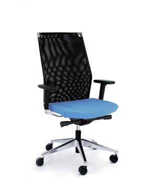 Krzesło obrotowe PERFO III 213S CHROM P54PU