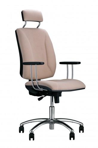 Quatro_HR_Krzesło obrotowe Quatro HR gtp25i steel04 chrome Active1 M56