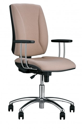 Krzesło obrotowe Quatro gtp25i steel04 chrome Active1 M56