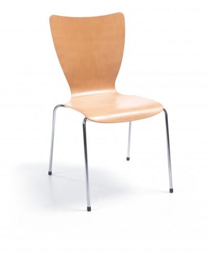 Krzesło Resso K11 H chrome