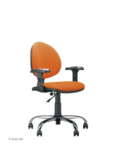 Krzesło obrotowe Smart R3D steel01 chrome CPT