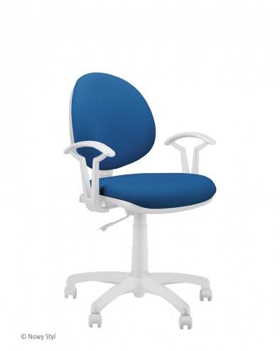 Krzesło obrotowe Smart white gtp27 ts02 CPT