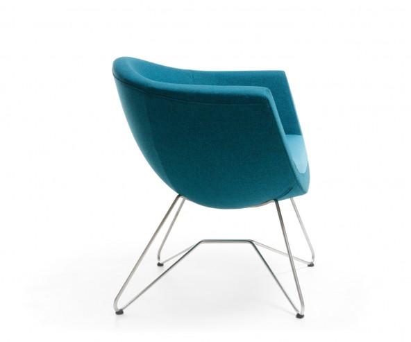 Fotel recepcyjny Sorriso 10V