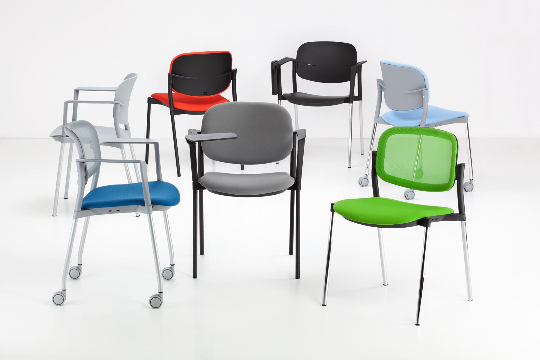 Krzesła konferencyjne Nowy Styl