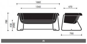 System siedzisk Hover wymiary (3)
