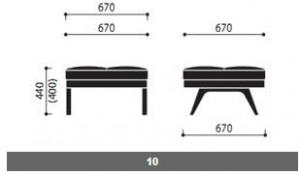 System sof i foteli October wymiary (1)