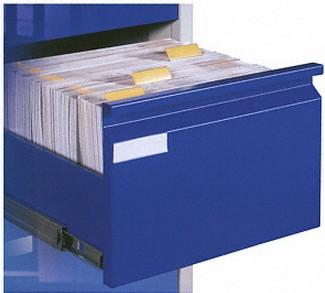 Szafy metalowe kartotekowe szuflada