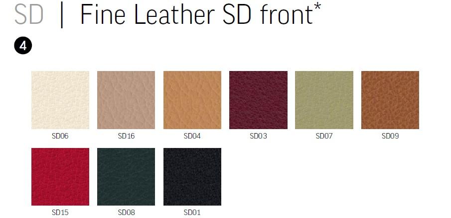 skóra licowa SD