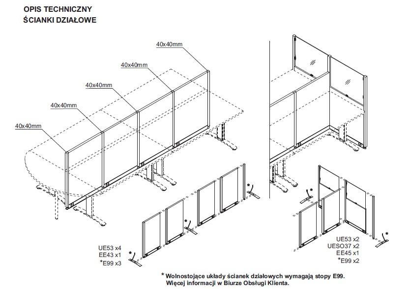 Ścianki działowe MDD (1)