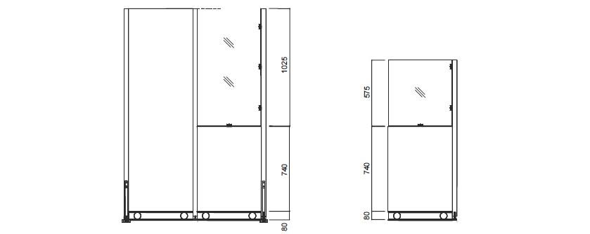 Ścianki działowe MDD (5)