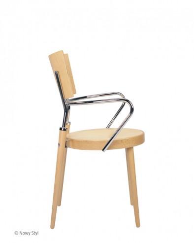 ALGEO krzesło do kawiarni