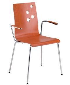 Ammi krzesła do kawiarni Nowy Styl