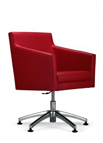 Fotel Atrium chrome LE-05