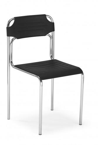 Krzesło CORTESSA chrome K02